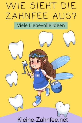 Wie sieht duie Zahnfee aus?